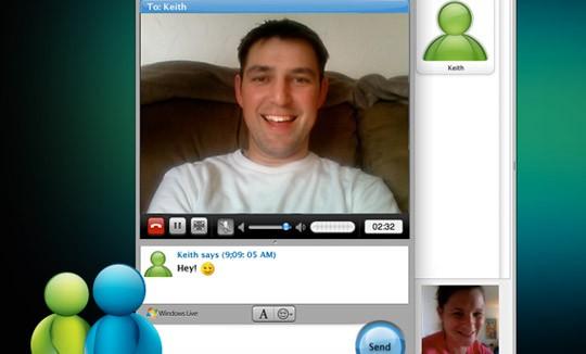 Videochiamare con msn messenger per mac