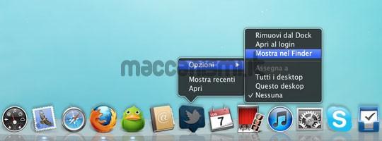 Cambiare le icone dei programmi su Mac Os X