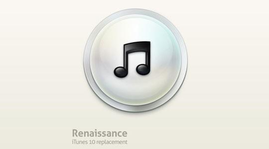 Personalizzare iTunes con icone alternative