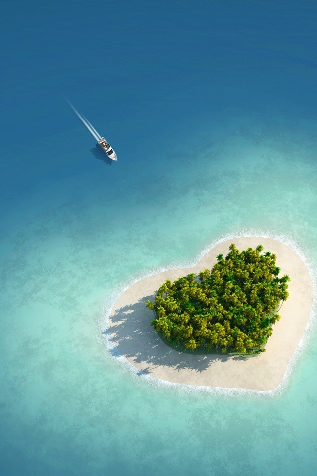Popolare Sfondi per iPhone 4 e 4S per il mare, le vacanze e l'estate: i  ZS57