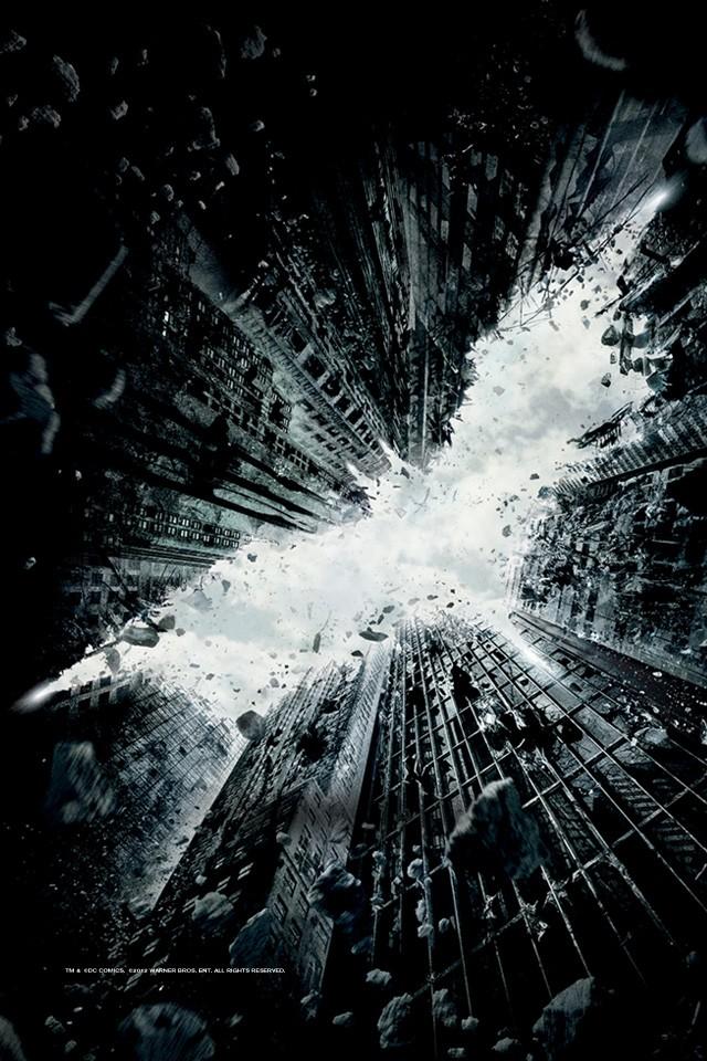 iPhone_wallpaper_batman_knight_rises_logo - Maccanismi The Dark Knight Rises Iphone Wallpaper