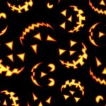 Sfondi di Halloween per iPhone e iPod - wallpaper delle zucche vuote