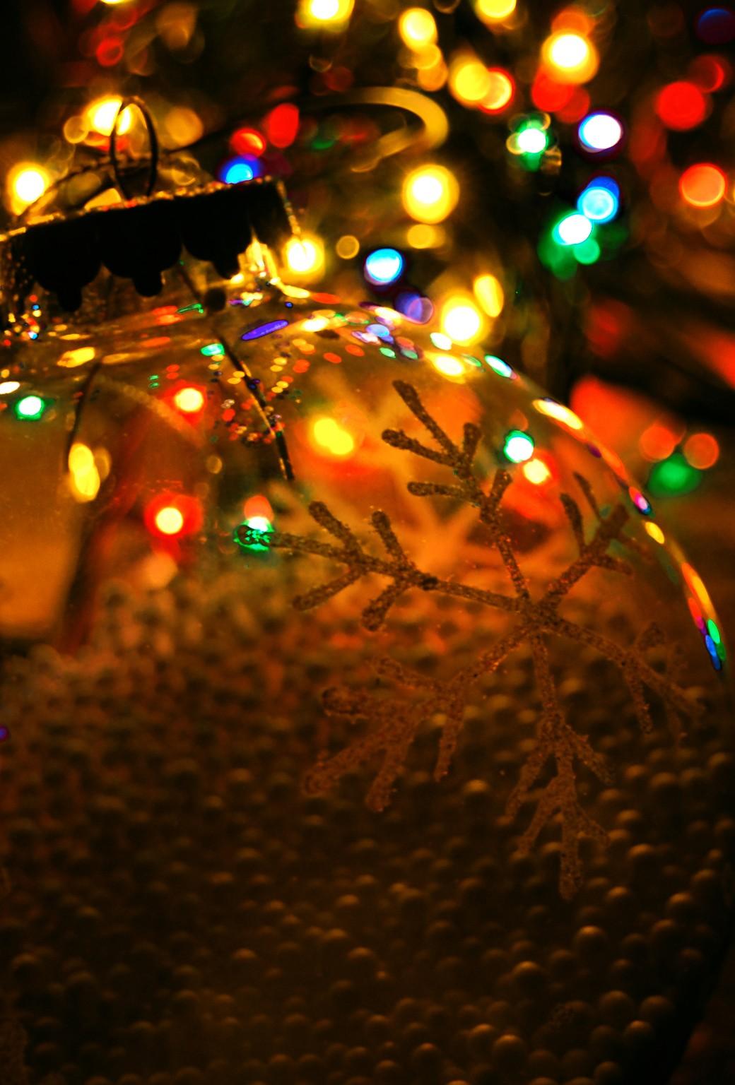 Зимние и новогодние картинки 8