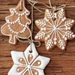 Decori biscotti di Natale