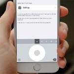 La ghiera cliccabile dell'iPod sull'iPhone con Click Wheel Keyboard
