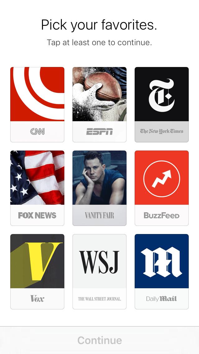 come installare l 39 applicazione apple news di ios 9 in