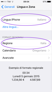 Pick your favorites - Applicazione News di iOS 9