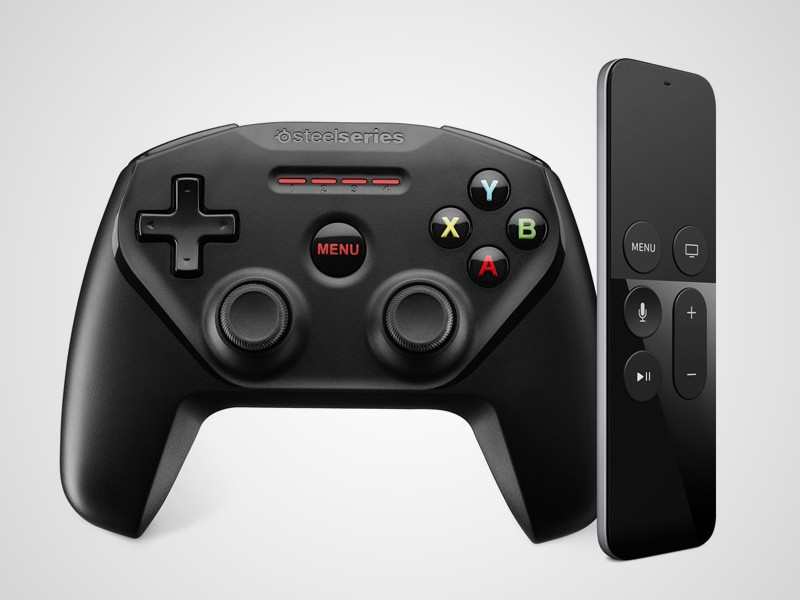 Controller Apple TV