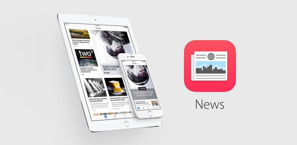 Come installare l'applicazione Apple News di iOS 9 in Italia