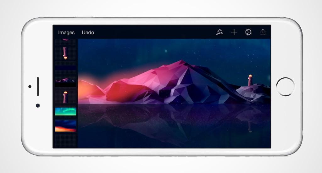 Immagini mozzafiato con Pixelmator 2.1 per iPhone e iPad
