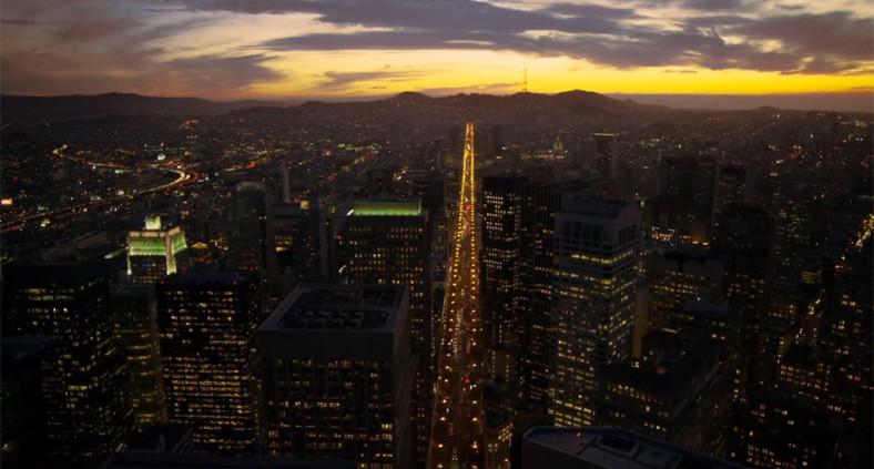 Port of San Francisco (Night) - Apple TV Screensaver Aerial