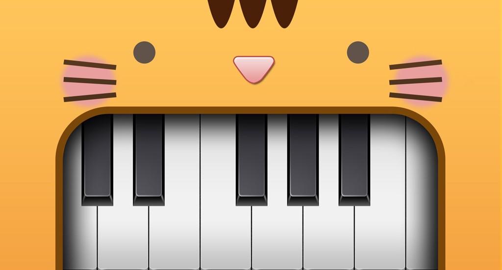 Cat Piano Meow: l'app della pianola che miagola