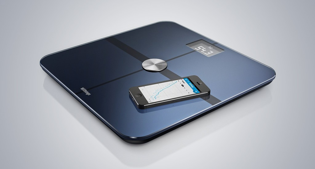 Health Mate e la bilancia pesapersone Withings Smart Body Analyzer