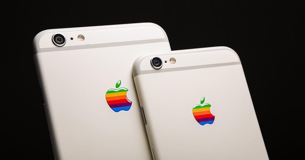 iPhone 6s Retro un modello personalizzato ispirato all'Apple II