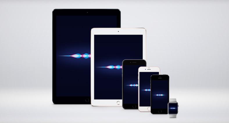 Sfondi Tech per iPhone, iPad ed Apple Watch - Hey Siri Wallpapers