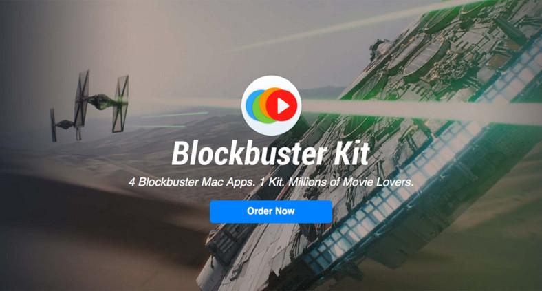 Blockbuster Kit 4 app per gli utenti Mac amanti del cinema