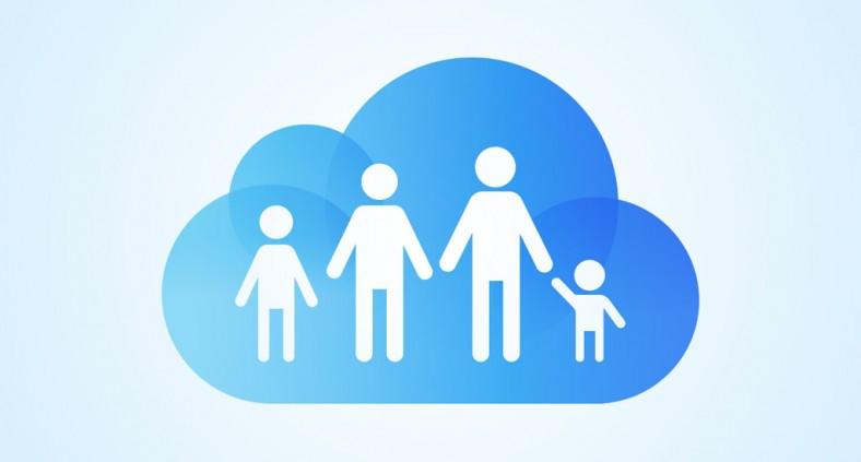 iCloud In famiglia