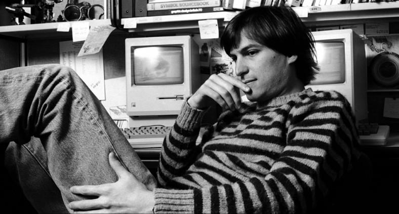 Steve Jobs da giovane