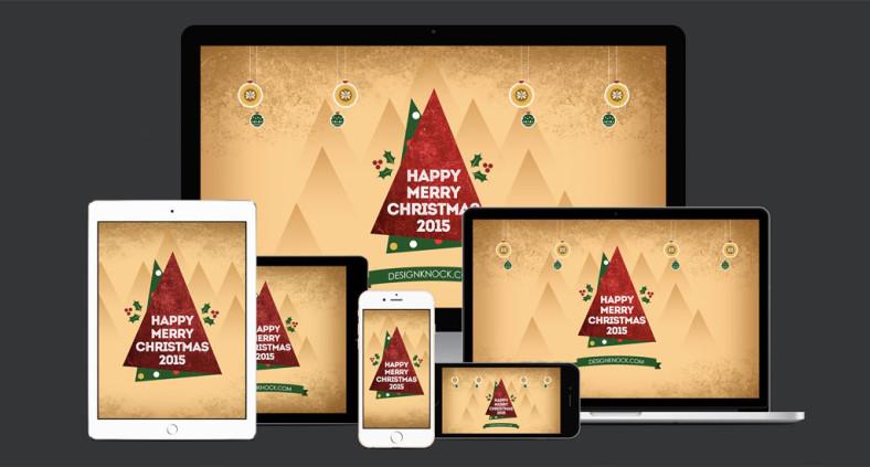 Sfondi di Natale - Merry Christmas 2015 HD Wallpapers