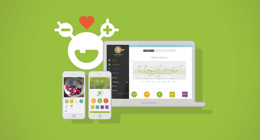 mySugr un'app per diabetici con un diario ricco di funzioni