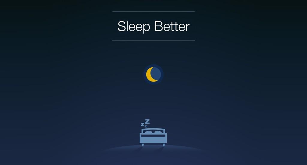 Sleep Better l'app per dormire meglio e combattere l'insonnia