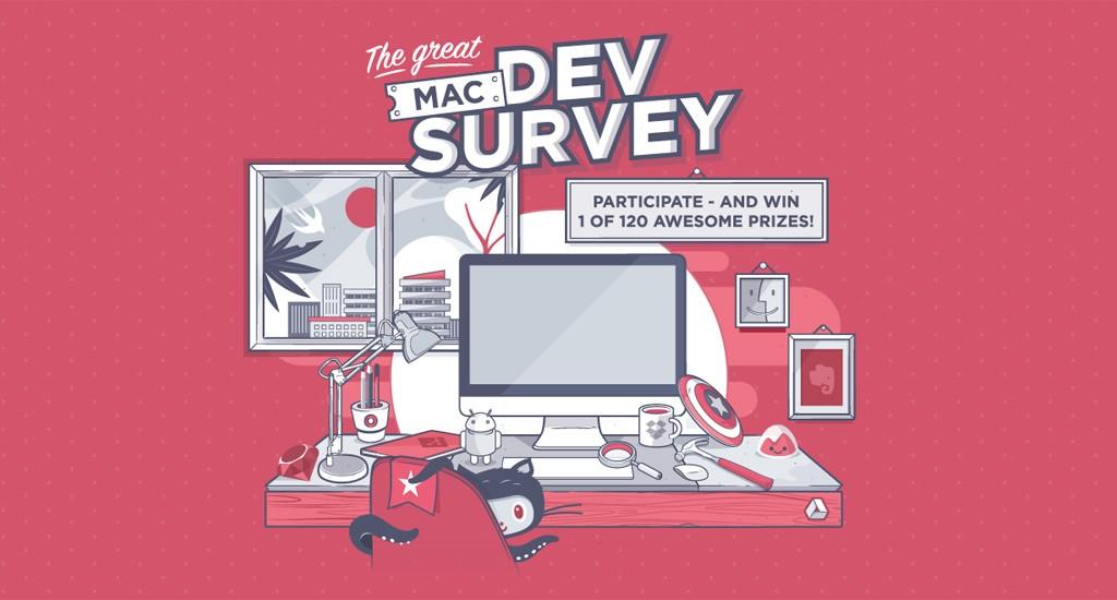 Il grande sondaggio per gli sviluppatori Mac