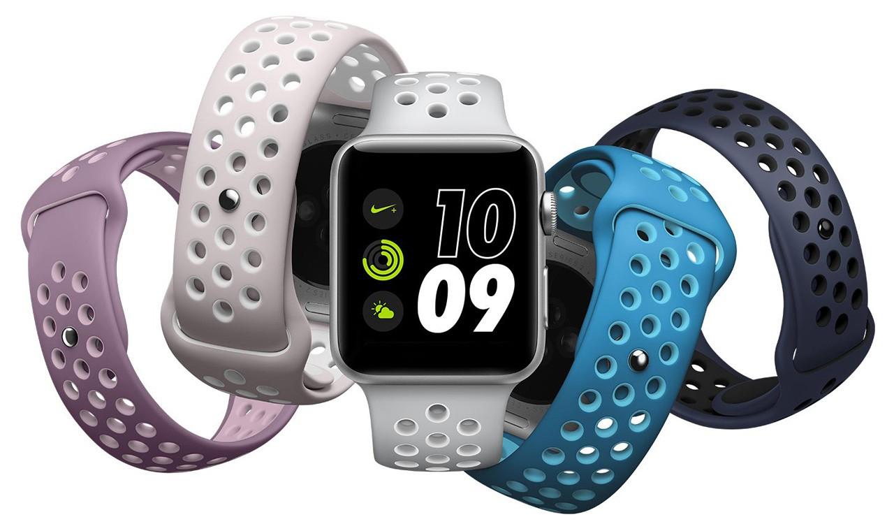 Nuovi colori per le Nike Sport Band per Apple Watch con la collezione Day to Night