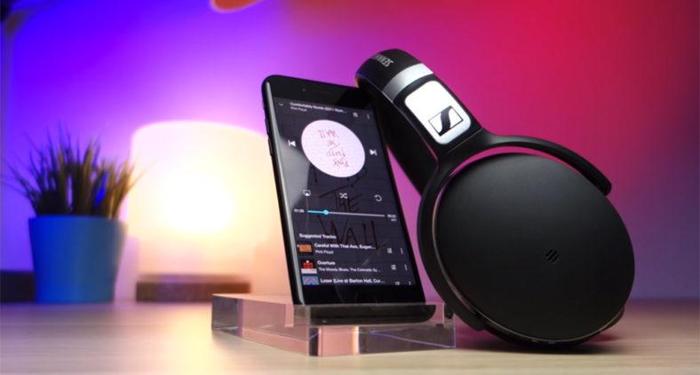 Recensione Cuffie Wireless Sennheiser HD 4.50 BTNC