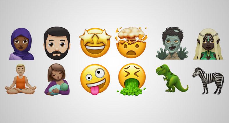 12 Nuove emoji presentate in anteprima per iOS e macOS