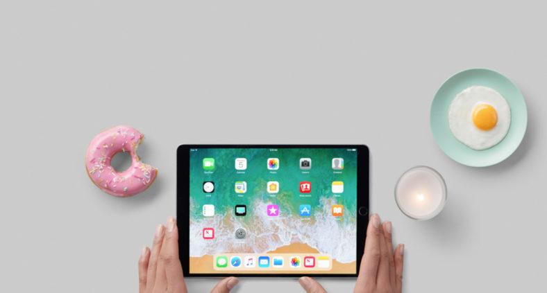 Come lavorare al meglio con iPad Pro ed iOS 11