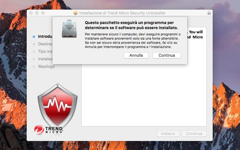 Trend Micro Worry-Free Business Security Antivirus - Mac Uninstaller Tool