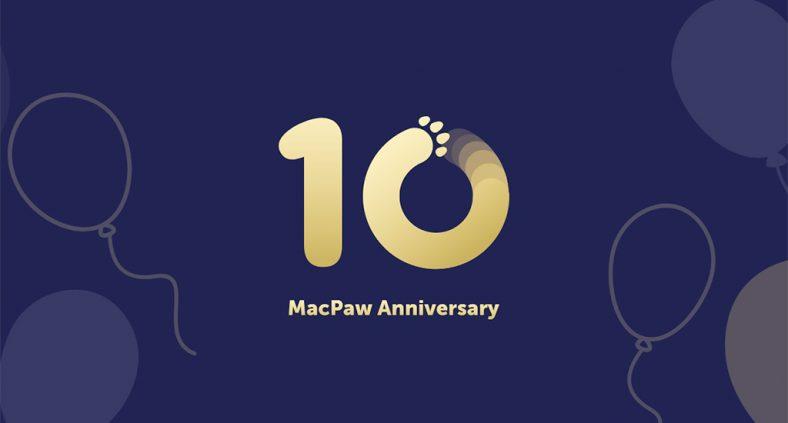 MacPaw celebra i suoi primi 10 anni di attività