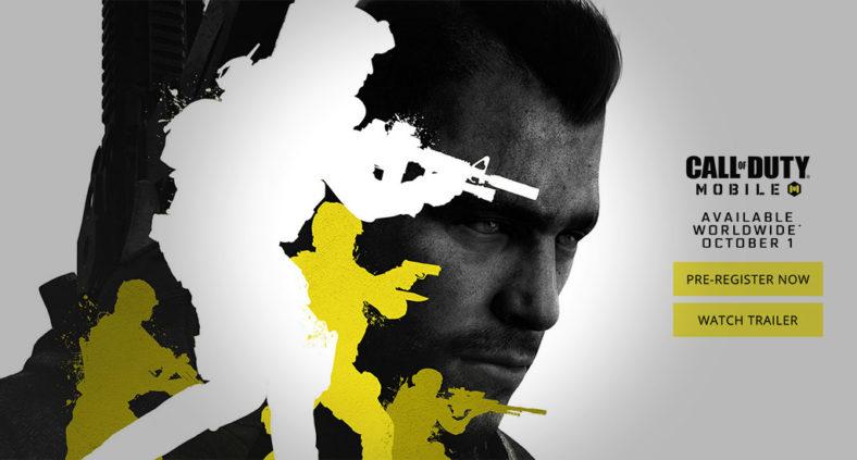 Download di Call of Duty Mobile su iPhone e smartphone Android