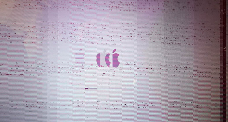 Problema video MacBook Pro fine 2011: schermo con linee e glitch