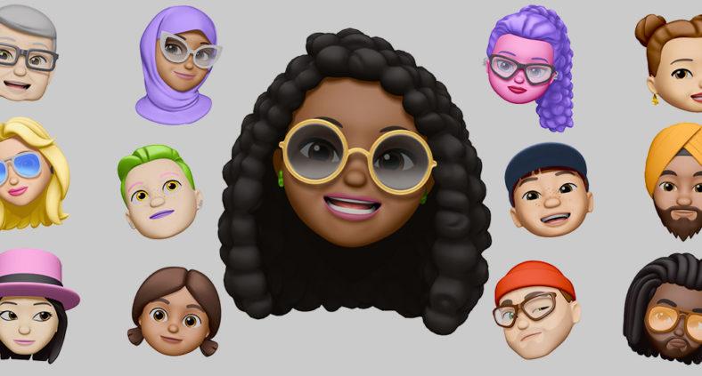 Creare sticker memoji personalizzati con la propria faccia per WhatsApp