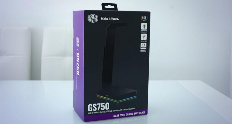 Recensione Cooler Master GS750 lo stand per cuffie evoluto per il gaming