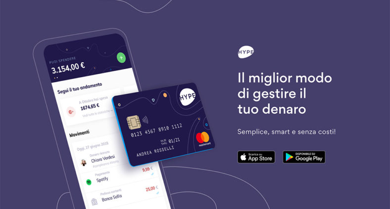 Opinioni Carta HYPE: 15 Euro Gratis!