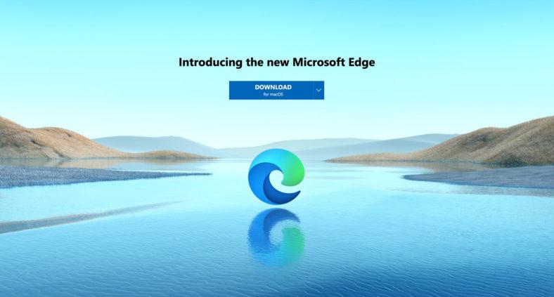 Microsoft Edge per macOS: il nuovo browser basato su Chromium