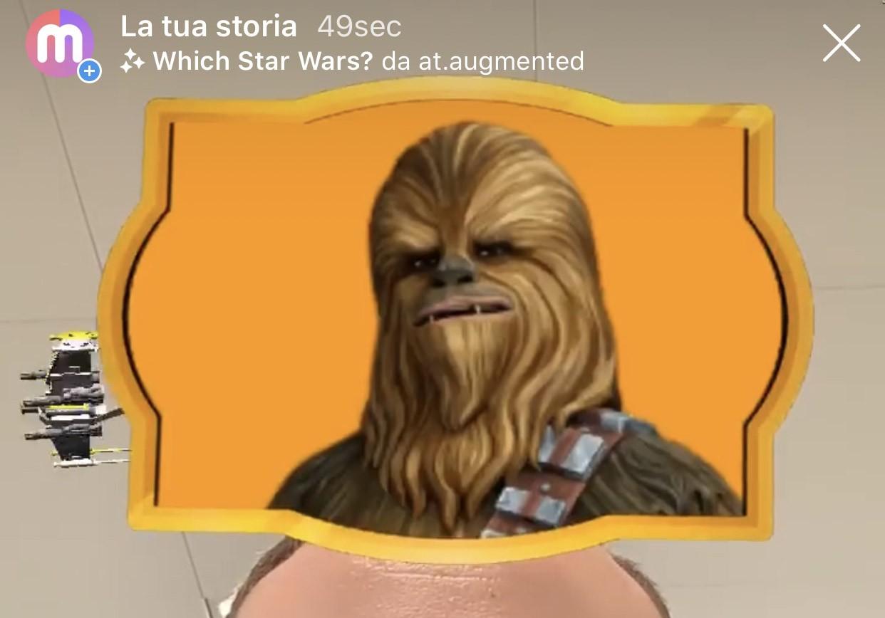 Which Star Wars - Instagram Effect