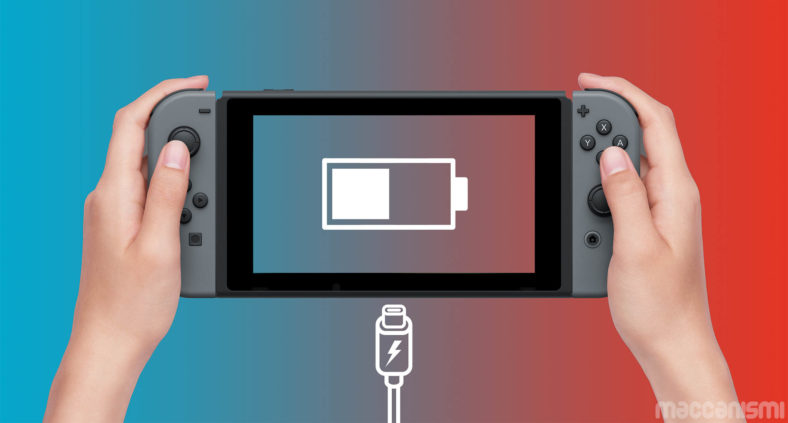 Batterie esterne e power bank per Nintendo Switch: quali scegliere