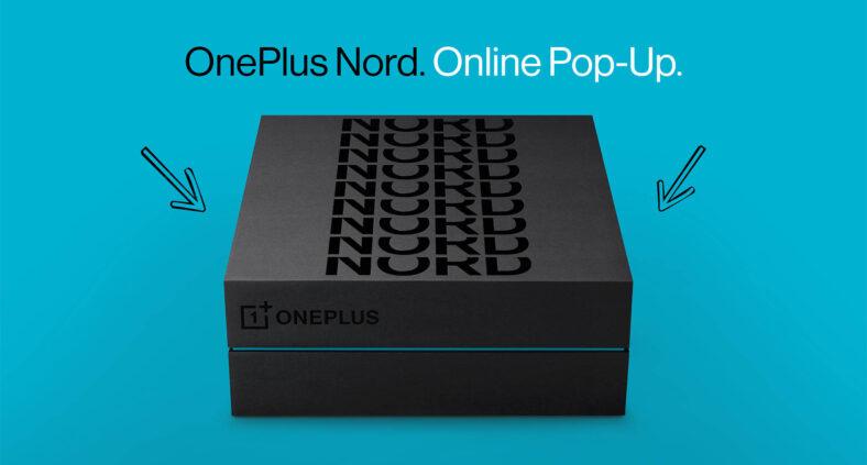 Tutto quello che c'è da sapere sull'Online Pop-up di OnePlus Nord