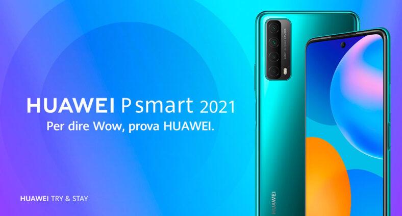 """Diventa tester della Community Huawei con """"TRY & STAY"""""""
